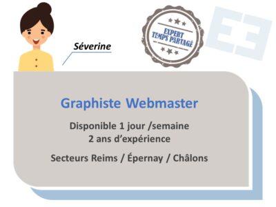 Séverine - Graphiste Webmaster
