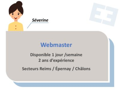 Séverine - Webmaster