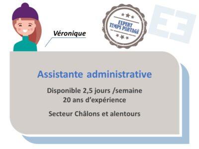 Véronique - Assistante administrative